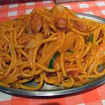 スパゲティーのパンチョ - ナポリタン並