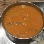 グルガオン - 冬瓜とトゥール豆カレー(マイルド)