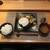 銀座和縁 - エイジングビーフハンバーグステーキ(税込み1200円)