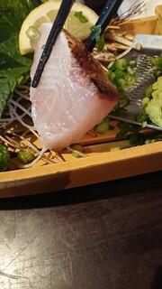 ぶえんもゆかり - 石鯛