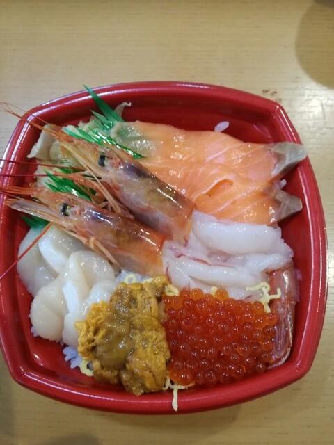 丼丸プラスの料理の写真