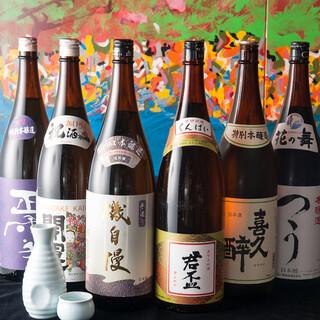 静岡の美味しいお酒