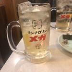 串カツ田中 - ドリンク写真: