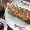 Houbien - 料理写真:餃子 味噌ダレ