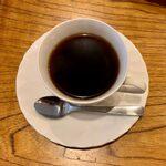 129776145 - ランチプレート(ナポリタンスパゲティ) ¥800 のコーヒー