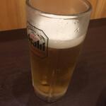 nagoyasaiseisakabamitsuemon - 生ビール