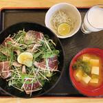 酒と飯のひら井 - 料理写真: