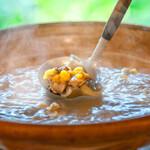 Yamasa Ryokan - 料理写真:極上のすっぽん鍋