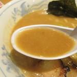 優勝軒 - スープ