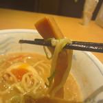 優勝軒 - メンマ麺!ww
