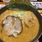楓 - 料理写真:味噌ラーメン