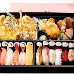 豪華寿司弁当 絆 (きずな)