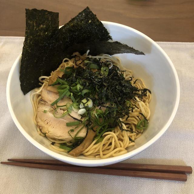 もちぶたラーメン 利田商店の料理の写真