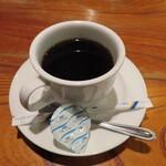 とんかつ稲 - 食後のコーヒー