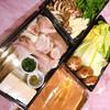 博多磯ぎよし - 料理写真:天然本あら(クエ)鍋セット