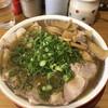 旭屋 - 料理写真:醤油チャーシューメン。メンマトッピング。