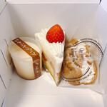 四季の菓子工房シャロン - 料理写真: