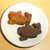 藤田九衛門商店 - 2匹ならべると、なんだか絵になる。これで「鯉のぼり」を作ったら楽しそう♪