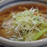 知味笑龍 深澤ラーメン - 昔ながらの中華そば 醤油