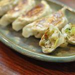 知味笑龍 深澤ラーメン - 焼き餃子