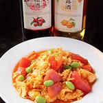 香港食源 - トマトと卵炒め