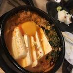 三水苑 - 豆腐チゲ