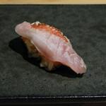 鮨 ふくじゅ - キンメダイ