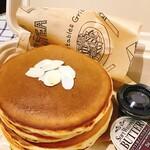 Living cafe - 料理写真:テイクアウトのパンケーキ