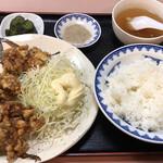 東菜館純ちゃん - 料理写真: