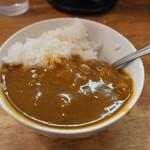 麺匠うえ田 - 茶碗カレー無料