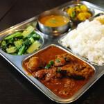 ナマステネパール - 料理写真: