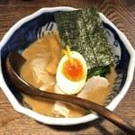 Torisobajiyuubanichikoro - 鶏煮干中華そば