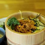 海陽 - 蒸しウニ定食 900円