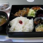 みなみ風 - 料理写真:日替わり弁当500円