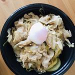 名物すた丼の店 - 料理写真:すた丼(肉増しダブル)