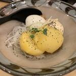 マル長 鮮魚店 - 親父のポテトサラダ