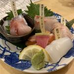 マル長 鮮魚店 - 刺身盛り合わせ