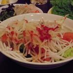 鉄板焼肉 あやめ - 料理写真:サラダ
