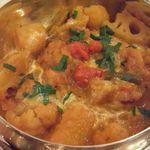 インド料理 GAUTAMA - アルゴビカレー