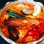 地中海レストラン アミーゴ - 料理写真:バレンシア:1450円(税抜)