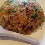 Tentenyuuhirumaya - 焼飯 今回私は食べてません(^^;