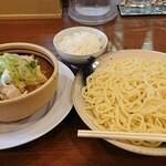 つけ麺や 辰盛 - 料理写真: