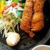まさる食事処 - 料理写真:大きめプリプリなエビ