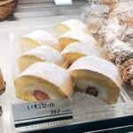 町屋菓子工房 凡蔵 - いちごロール
