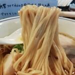 129836396 - しなやかなストレート細麺