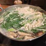 とり粋 - 山椒鍋