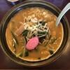 グルメあさひ - 料理写真:ホルモンラーメン(味噌味限定)
