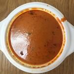 マヤレストラン - バターチキンカレー(テイクアウト)