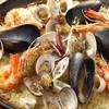 Bonjourmi - 料理写真:魚介のパエリア
