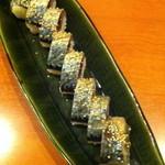 海鮮茶屋 うを佐 - 名物さばの押し寿司